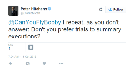 Hitchens Quote 1